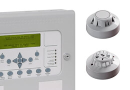 Addressable Fire Alarm Panels and Accessories