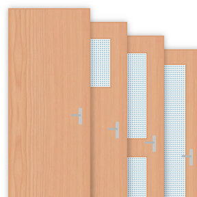 More info about Beech Veneered 30 Minute Fire Doors (FD30)