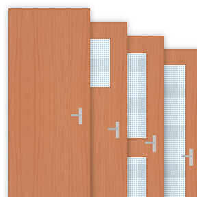 More info about Cherry Veneered 30 Minute Fire Doors (FD30)