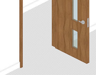 quality design c9229 e34b8 30 and 60 Minute Fire Doors (FD30)