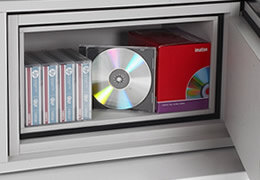 Data protection inserts for the Phoenix fire safes
