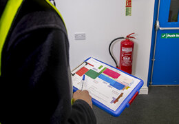 Fire Extinguisher Site Survey