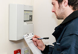 Fire Alarm Panel Servicing and Maintenance