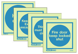More info about Fire Door Signs