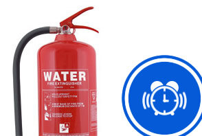 Fire Extinguisher Reminders
