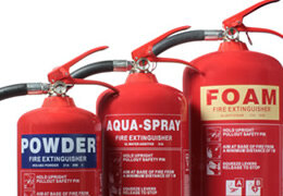 Fire Extinguishers with up to 10 Year Warranty