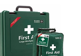 More info about First Aid & Defibrillators