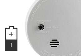 Kidde battery operated Smoke Detectors