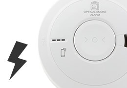 Mains Operated Smoke Alarms