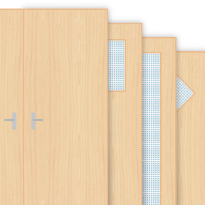 More info about Maple Veneer 60 Minute Fire Doors (FD60)