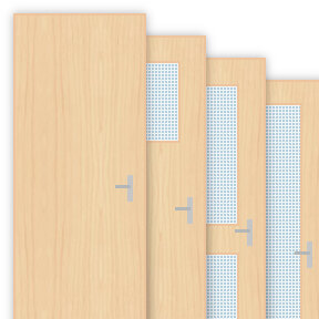 More info about Maple Veneered 30 Minute Fire Doors (FD30)