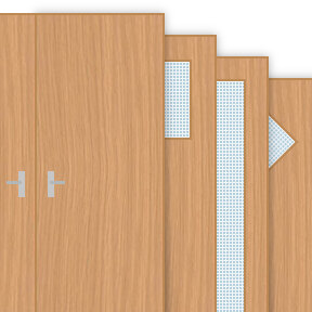 More info about Oak Veneer 60 Minute Fire Doors (FD60)