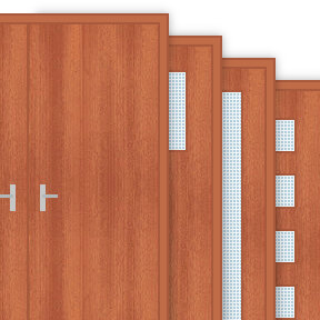 More info about Sapele Veneer 30 Minute Fire Door Sets (FD30)
