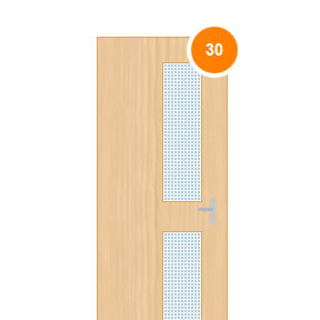 More info about FD30 Glazed Fire Doors