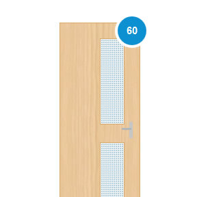 More info about FD60 Glazed Fire Doors