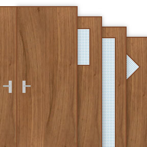 More info about Walnut Veneer 60 Minute Fire Doors (FD60)