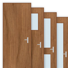 More info about Walnut Veneered 30 Minute Fire Doors (FD30)
