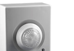 A selection of Sounders and Beacons designed for use with Wireless Fire Alarm Systems.